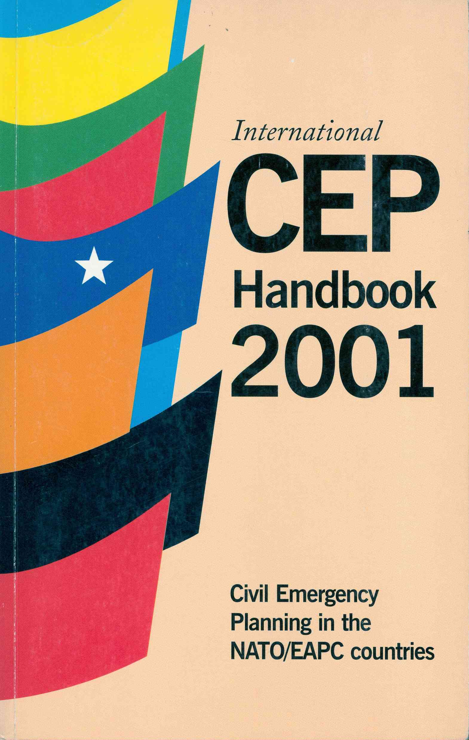 Обложка International CEP Handbook 2001