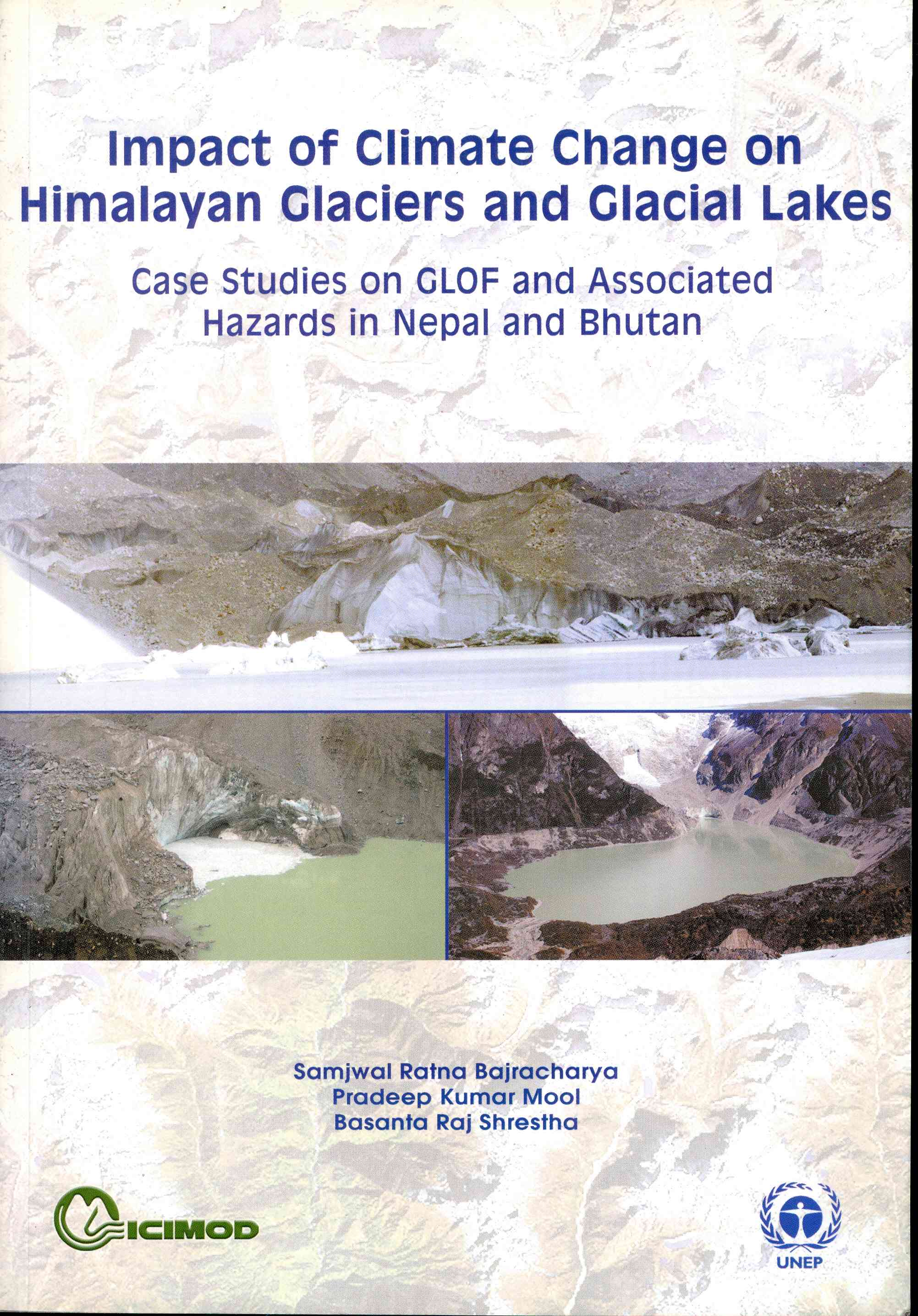 Обложка Impact of Climate Change on Himalayan Glaciers and Glacial Lakes