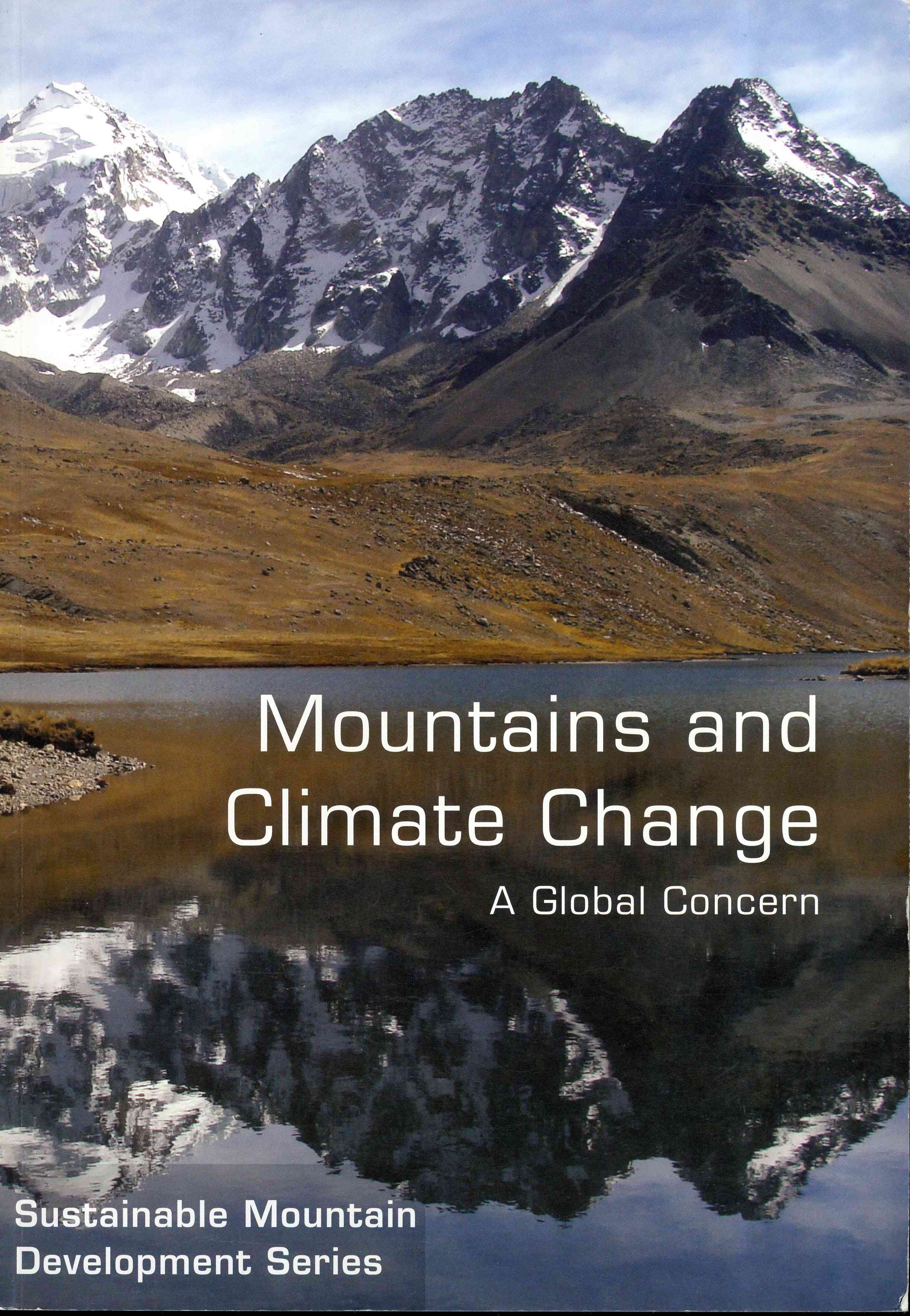 Обложка Mountains and Climate Change a Global Concern