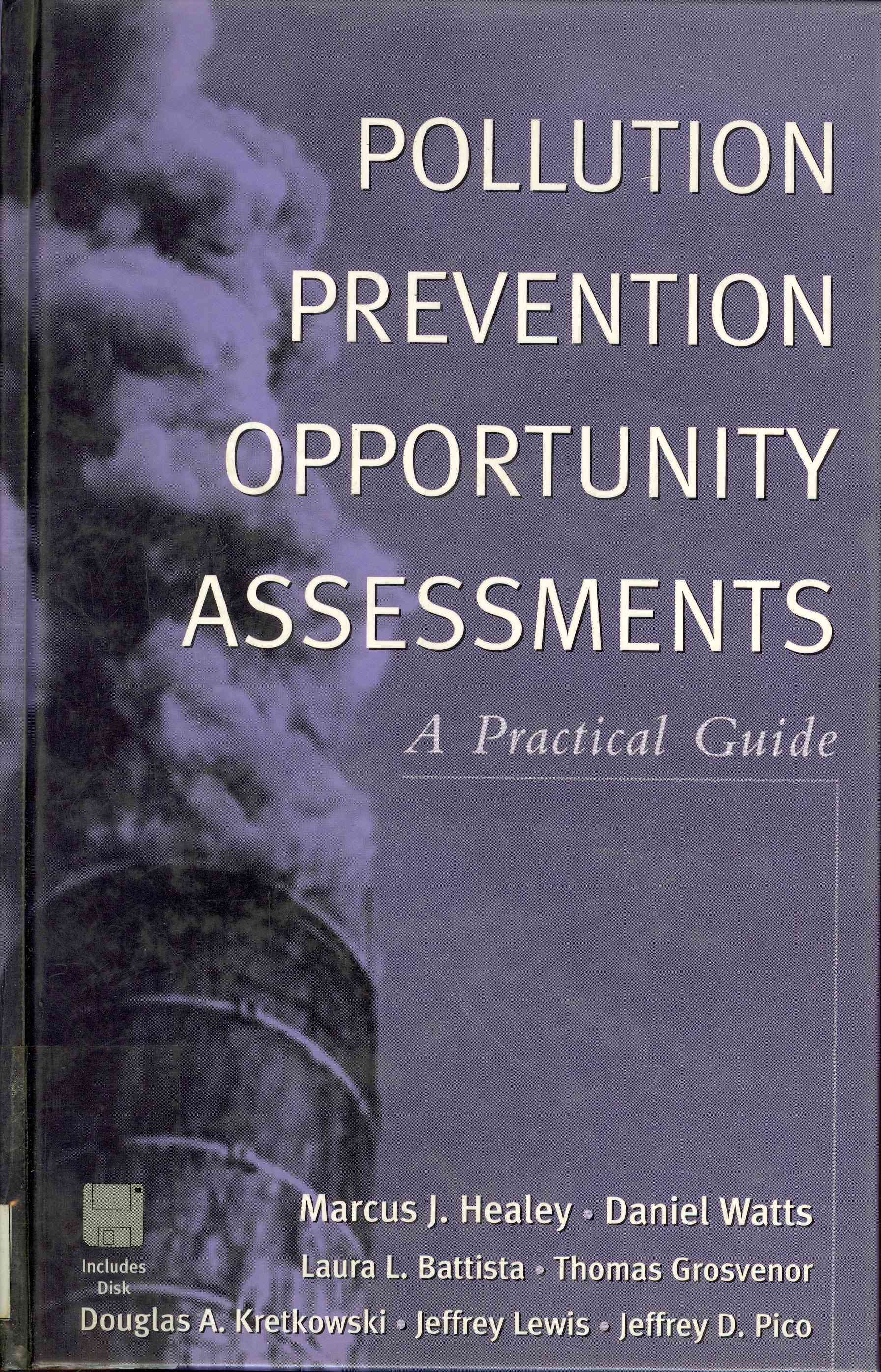 Обложка Pollution Prevention Opportunity Assessments