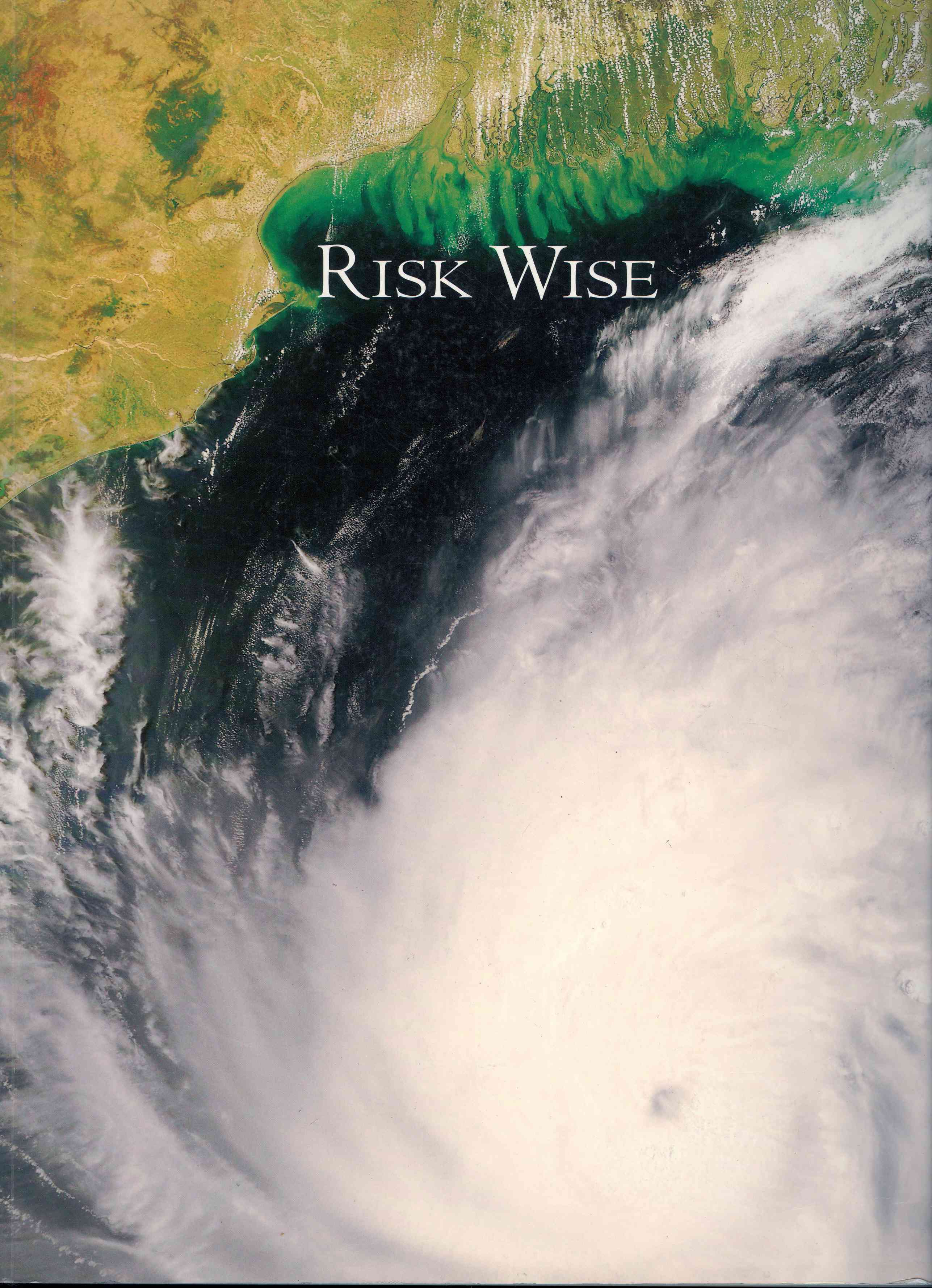 Обложка Risk Wise